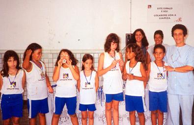 Inauguração do Integral Kids